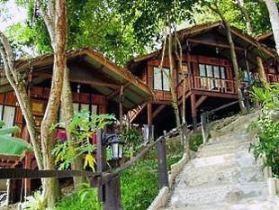 Maney Resort Bungalows On Phi Phi Island