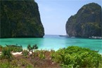 Maya Bay : The Beach