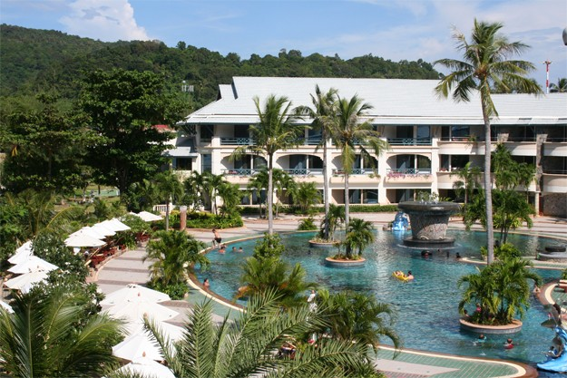 Phi Cabana Hotel