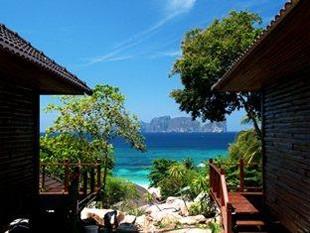 View Of The Hotel Phi Beach Resort