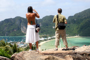 Phi Phi Viewpoint video