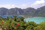 Head up to Phi Phi Viewpoint
