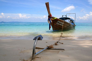 Choosing an accommodation in Phi Phi